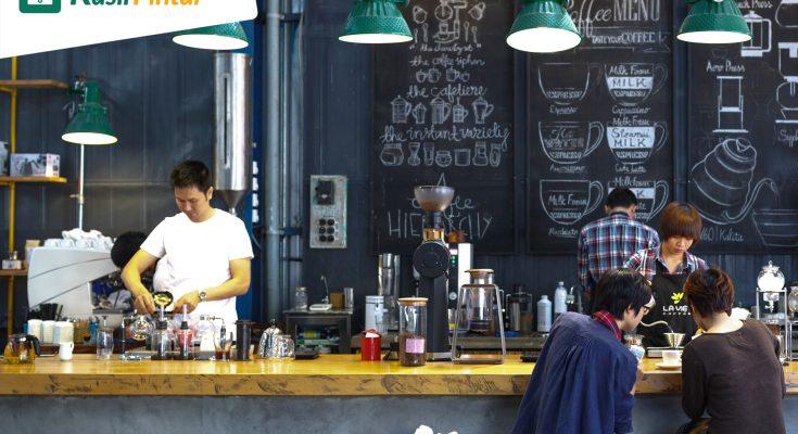bisnis kopi kekinian